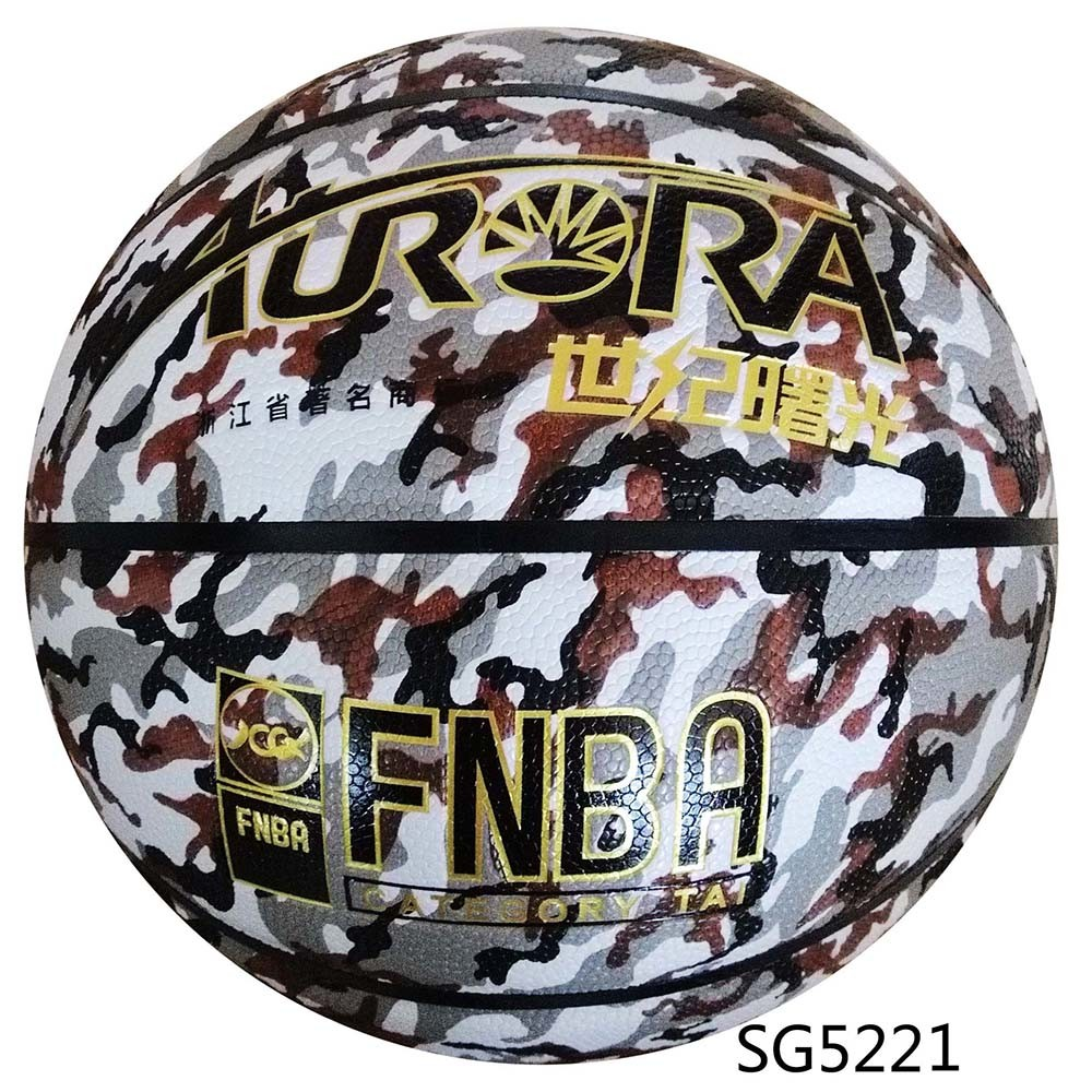 PU 8 Panels Basketball High Quality OEM Cheap Price Low Price Colorful