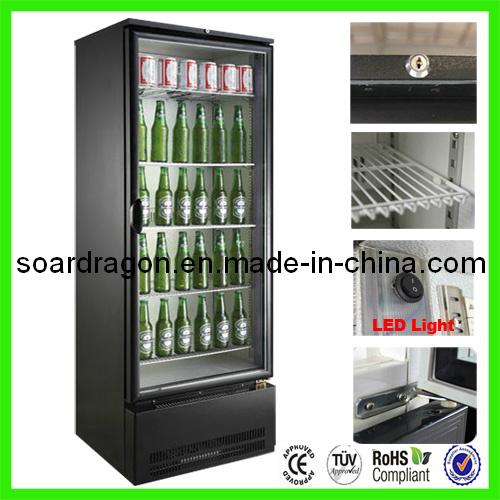 Upright Beverage Refrigerator (280liters)