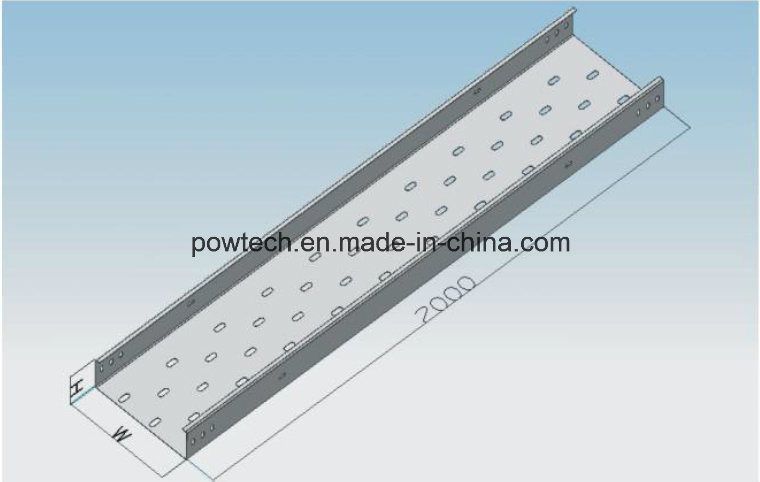 Perforated Channel Cable Tray-7