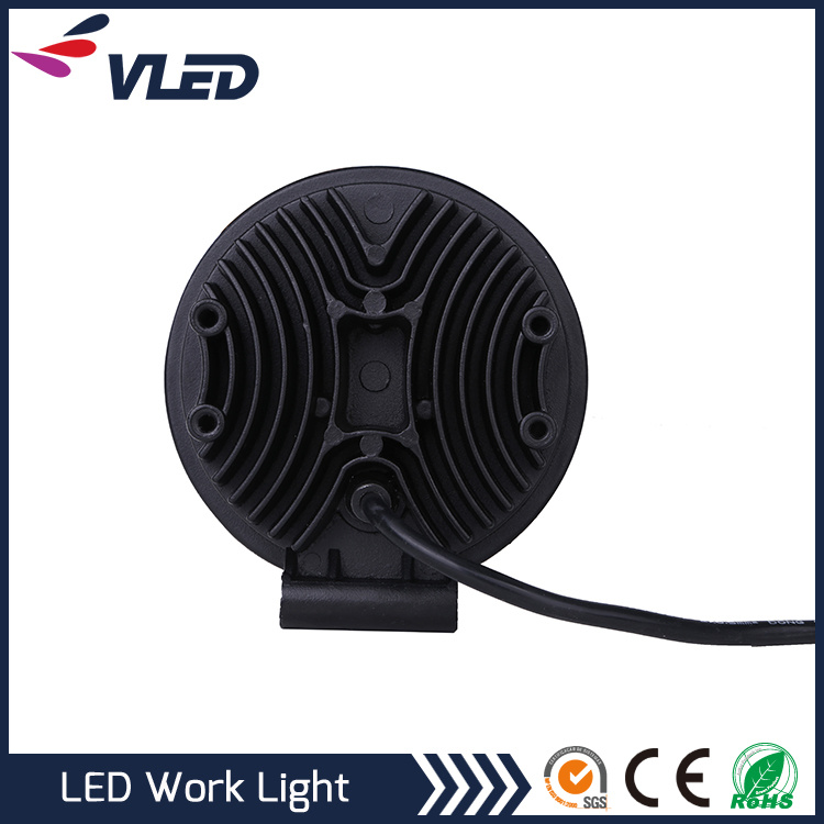 24W LED Work Light Flood Spot Beam for Car Offroad LED Driving Light