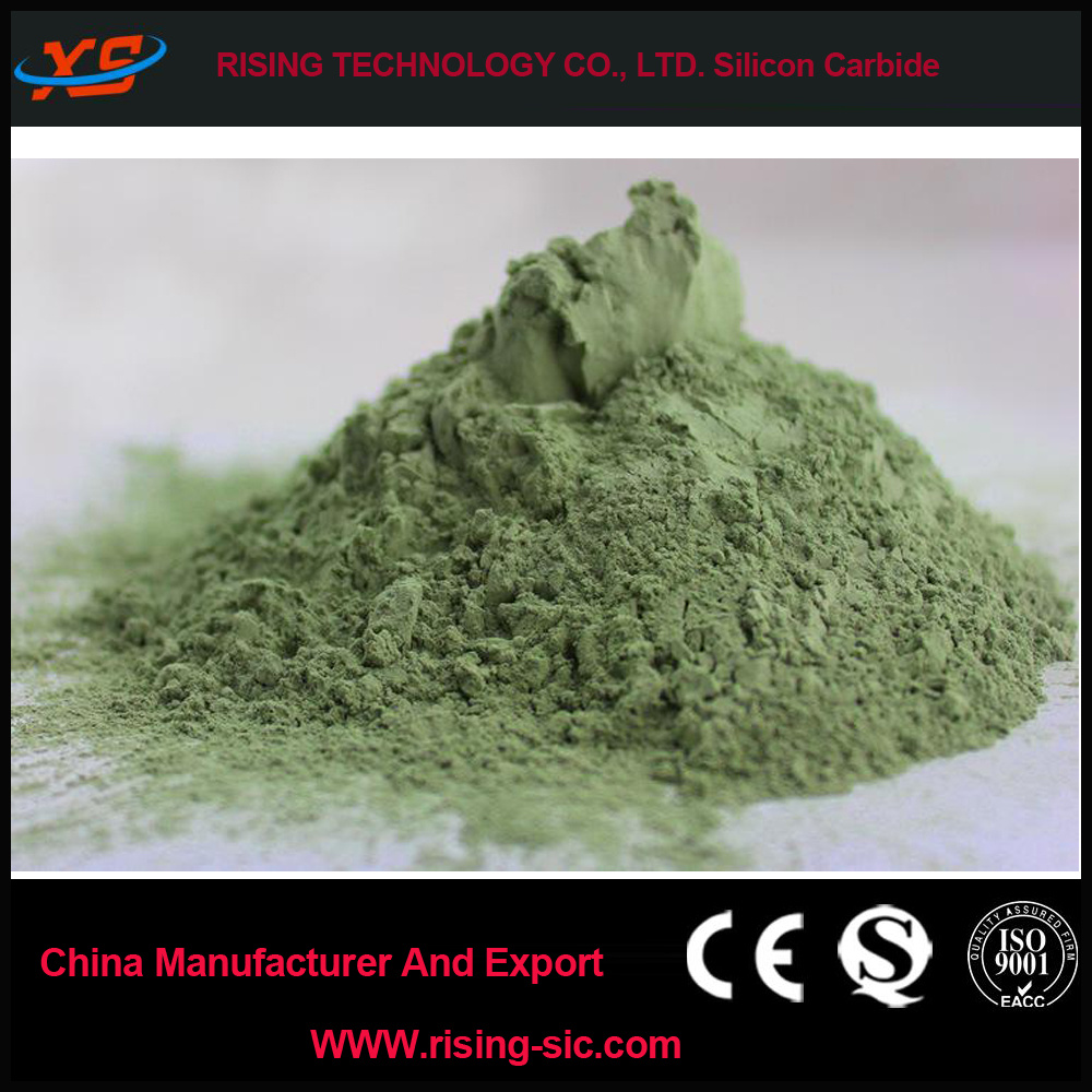 Green Silicon Powder 500# for Refractory Brick