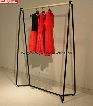 Iron Coat Rack, Display Rack, Display Stand
