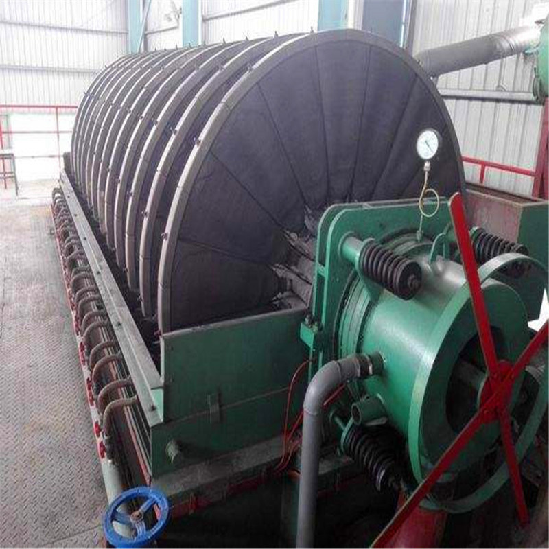 Pg Series Ceramic Vacuum Filter for Gold Mine