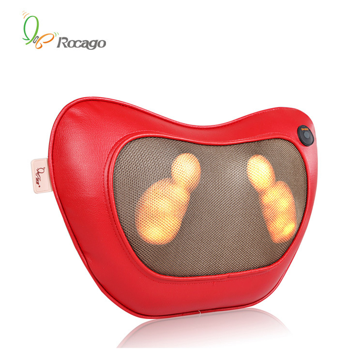Rocago Hot Sale 3D Shiatsu Massage Cushion mm-30b