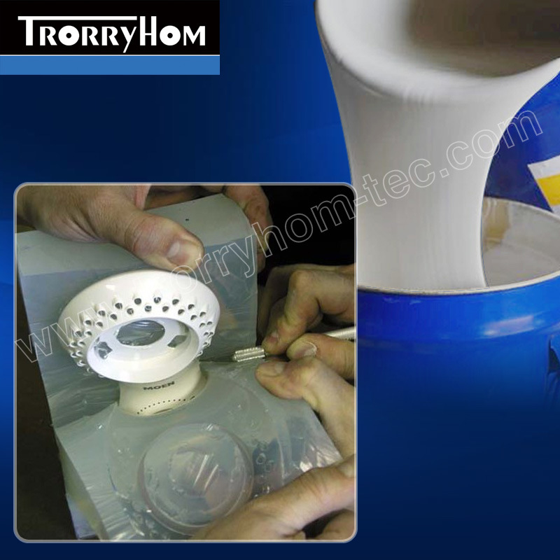 Translucent Strong Hardness Silicon Rubber for Rapid Prototyping