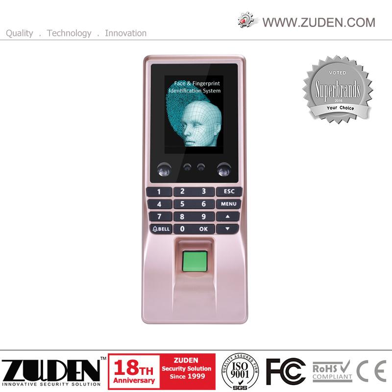 Facial & Fingerprint Access Control with 300 Facial & 3000 Fingerprint
