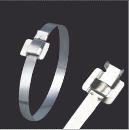 Epoxy Coated Stainless Steel Cable Ties-Releasable Type
