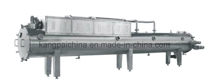 Kwzd Microwave Vacuum Continuous Dryer/Belt Type Low Temperature Drying Machine for Herb and Chinese Traditional Herbal Medicine