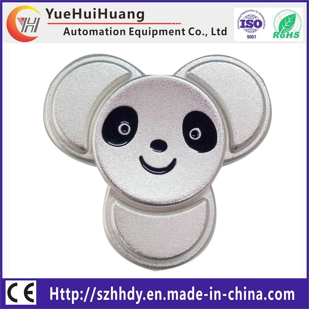 EDC Panda Style Fidget Hand Spinner Finger Spinner Toy