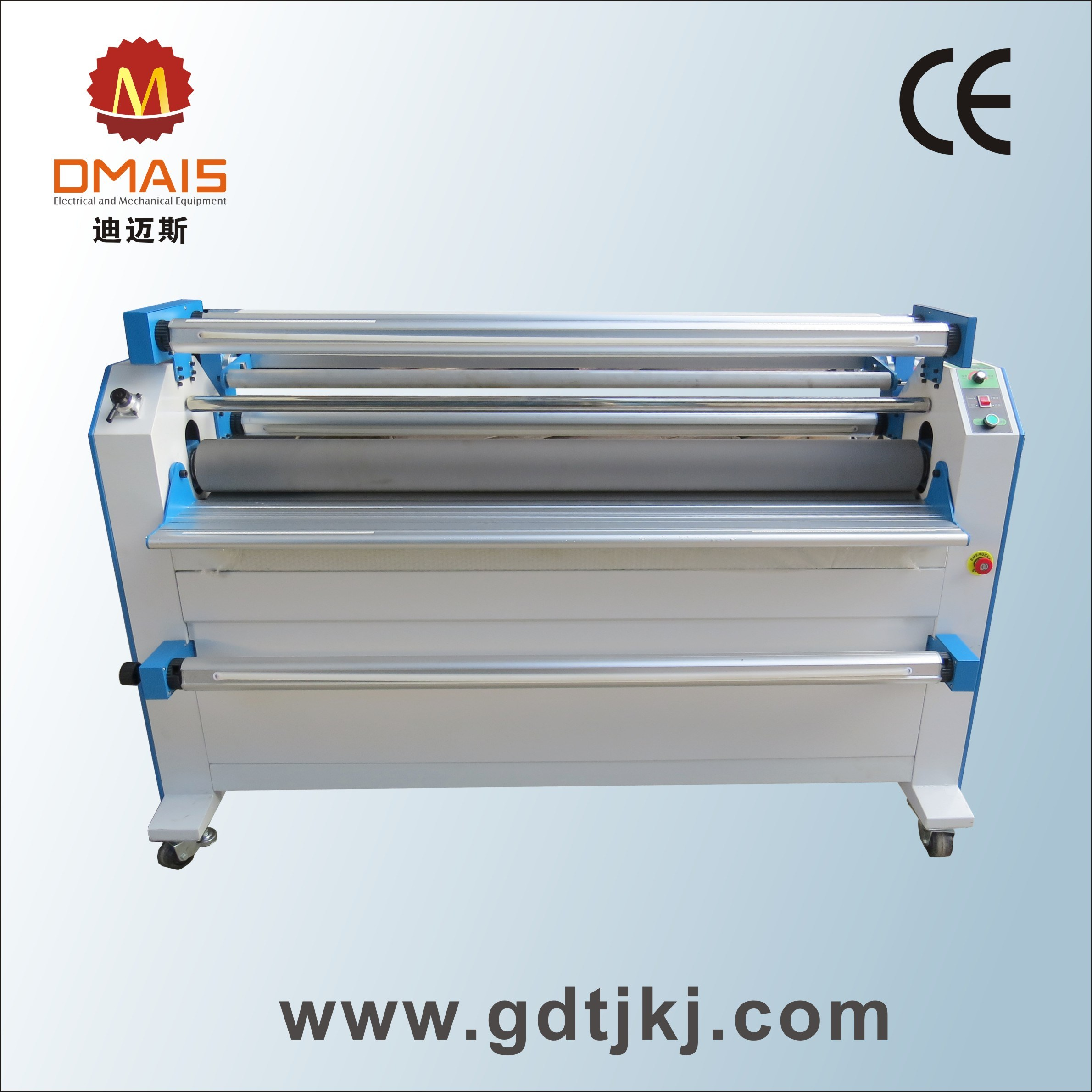 "Dmais 1.6m (63"") Wide Format Laminator with Cutting"