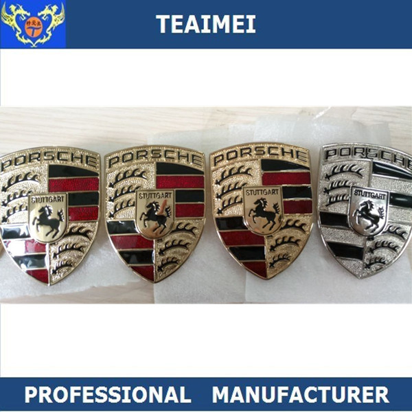 Customized Famous Car Brand Logo Metal Emblems