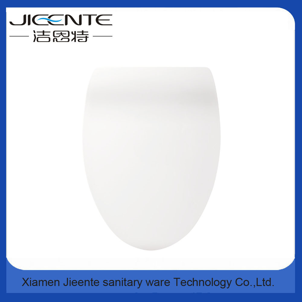 Scratch-Resistant High Gloss Soft Close PP Toilet Seat