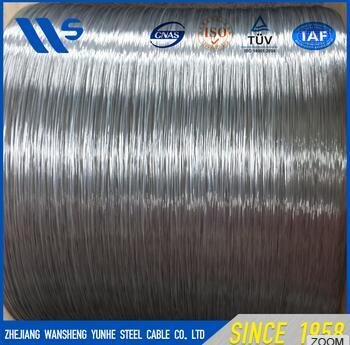 0.55mm High Tensile Strength Black Spring Steel Wire