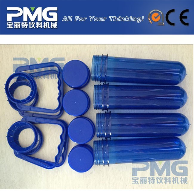 5L 46mm Neck 75g Plastic Preform Pet Bottle Preform