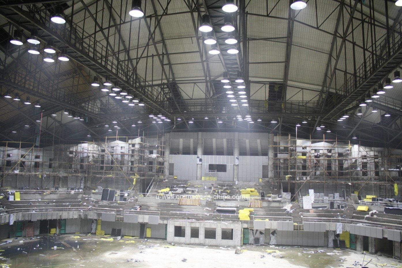 IP65 Motion Sensor UFO LED High Bay Light for Warehouse