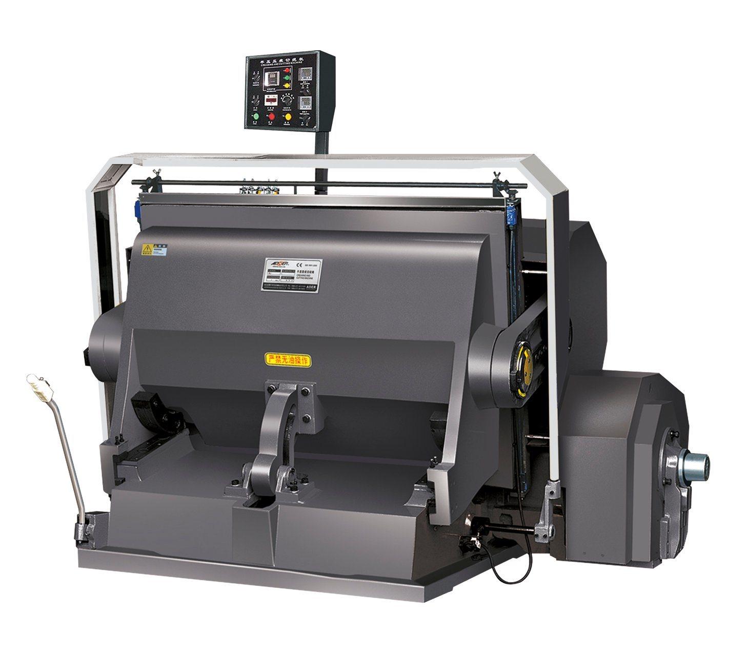 Ml-1500 Creasing and Die Cutting Machine