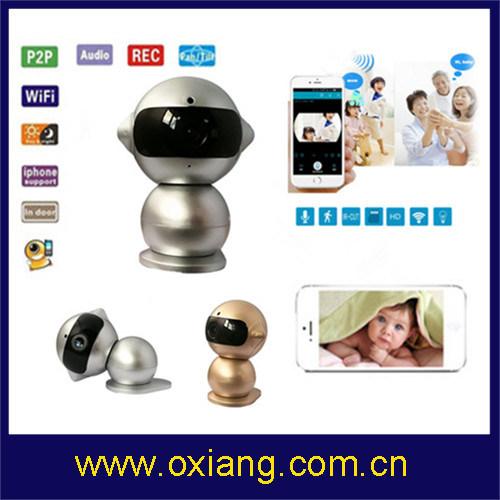 Multi-Use Wireless IP Camera 1.3m WiFi Baby Monitor