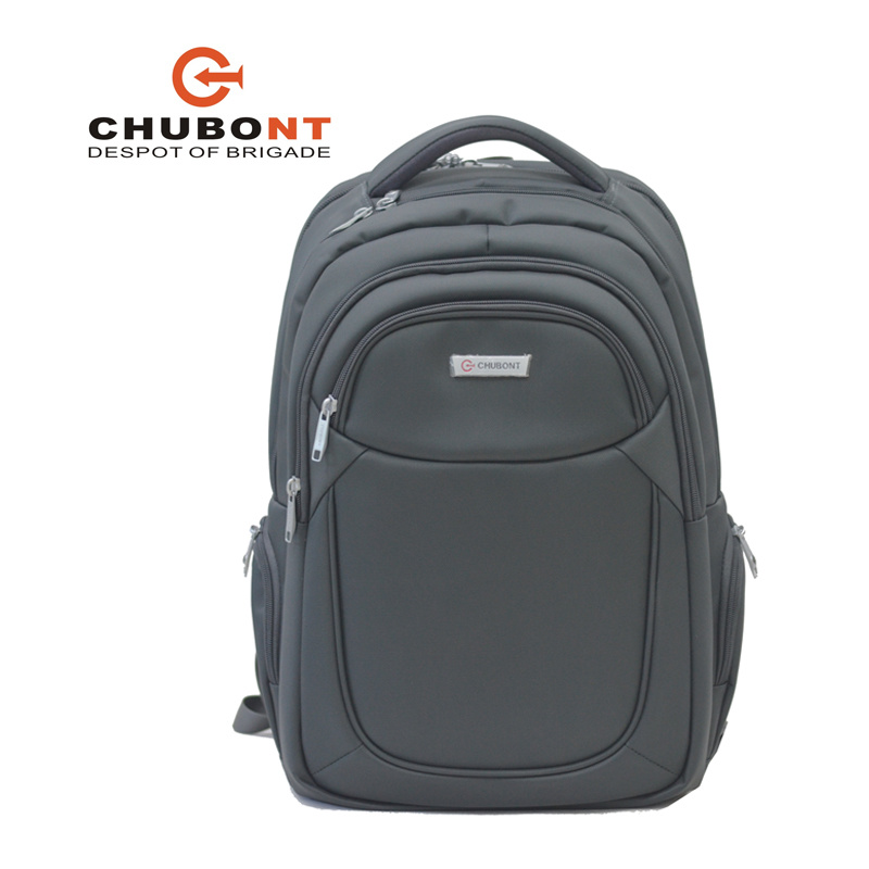 "Chubont 2017 New Design Size 19"" Backpack with Laptop Paded"