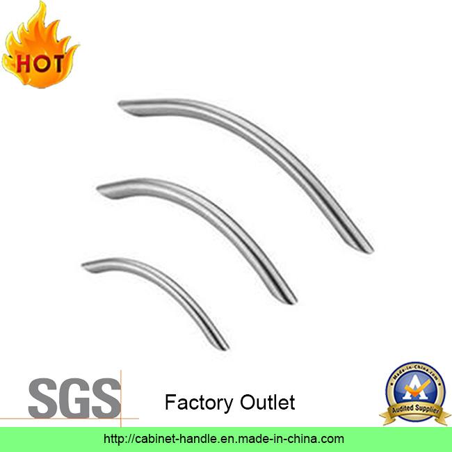 Factory Price Stainless Steel Furniture Drawer Dresser Kitchen Cabinet Hardware Pull Handle (C 001)