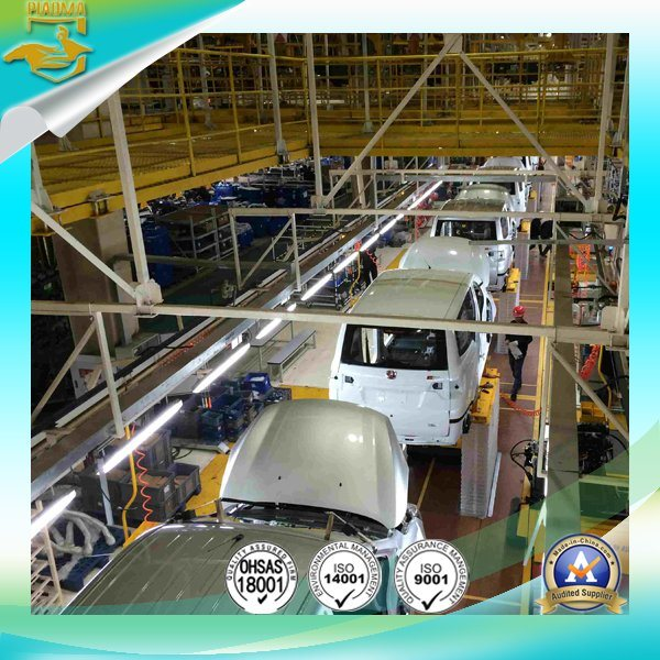 Painting Producing Line for Baic Group