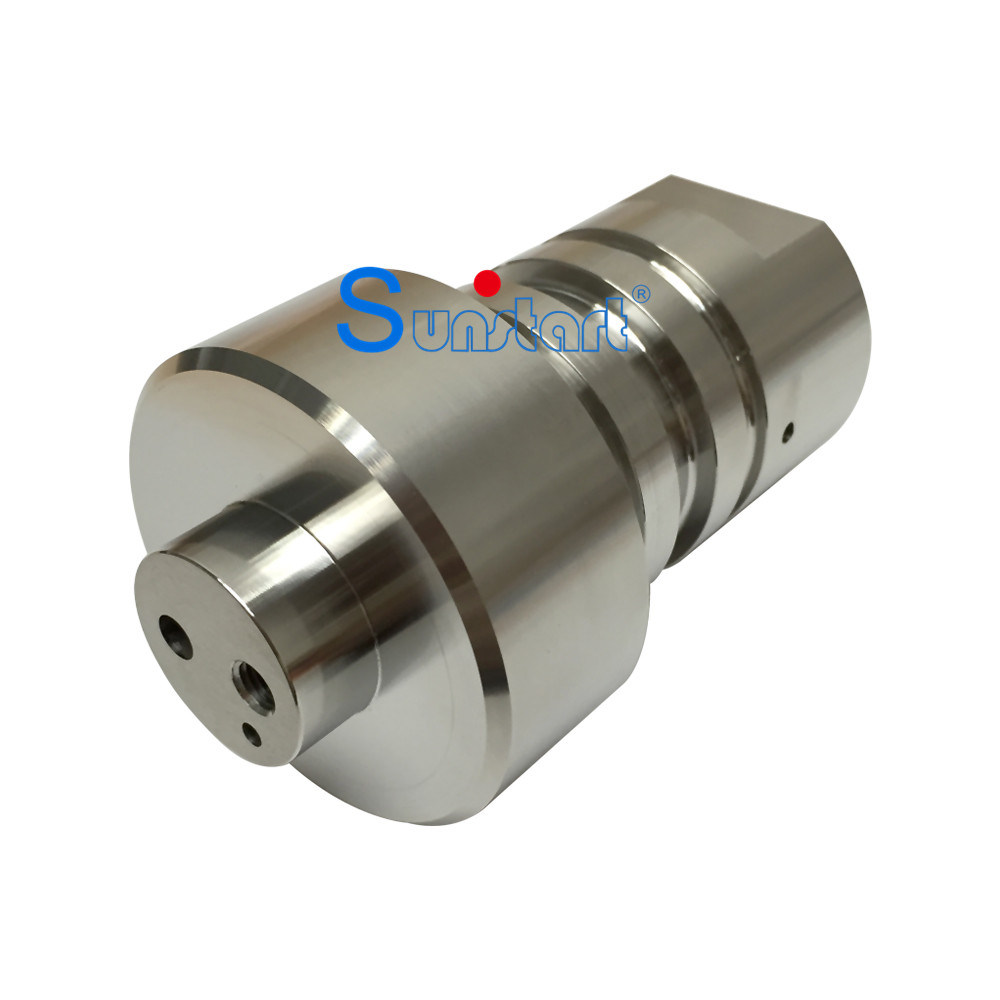 Waterjet Spare Parts Check Valve Outlet Body for Waterjet Cutting Machine