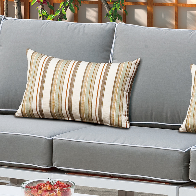 Patio Garden Home Hotel Office Joya Aluminum Lounge Outdoor Sofa (J678)