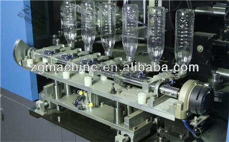 Pet Bottle Blow Molding Making Machine / Plastic Machinery