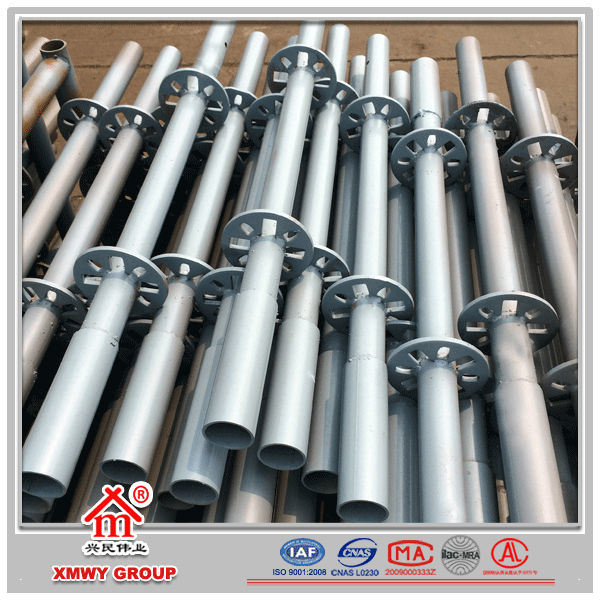 Q235 Ringlock Scaffold System, Second Hand Scaffolding for Sale