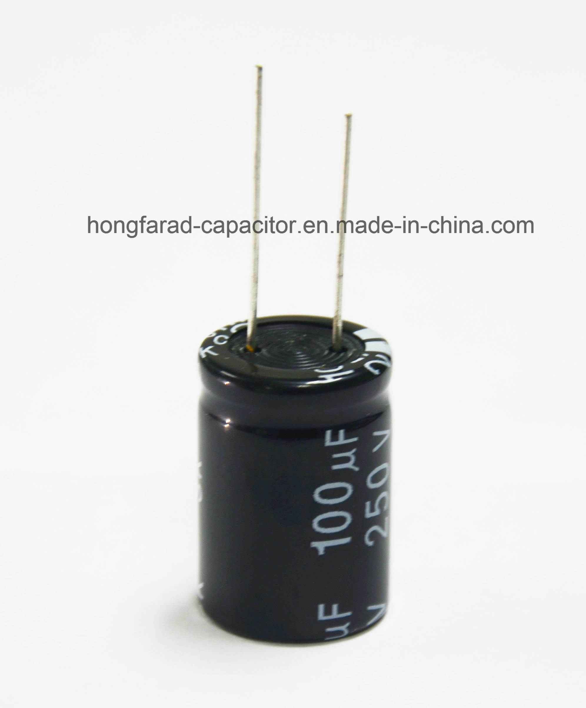 High Quality Sk Radial Type Aluminum Electrolytic Capacitor 2000h 105c
