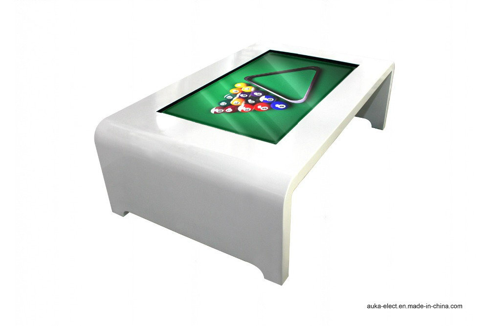 42 Inch All-in-One Multi-Touch Tea Table Digital Signage