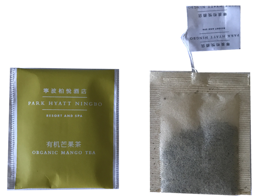 OEM Organic Green Tea Bag (80teabags/package)