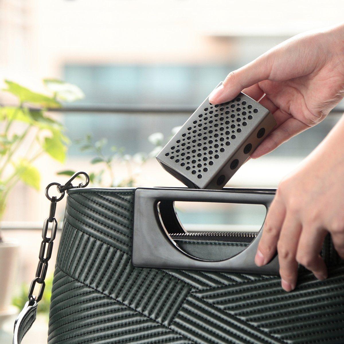 Gymsense Bluetooth Wireless Pocket Stereo Waterproof Speaker