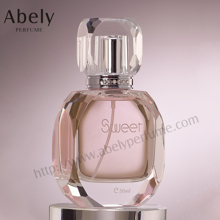 Bespoke Perfume Bottles China Factory Price Glass Perfume Bottle with Spray and Atomizer