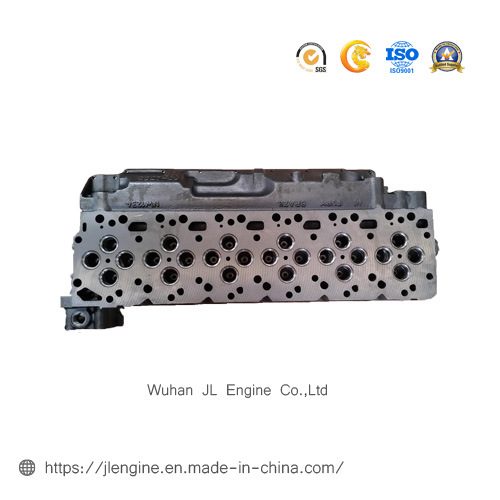 6D Isbe Cylinder Head 3943627 for Excavator Isbe 5.9L Diesel Engine Parts