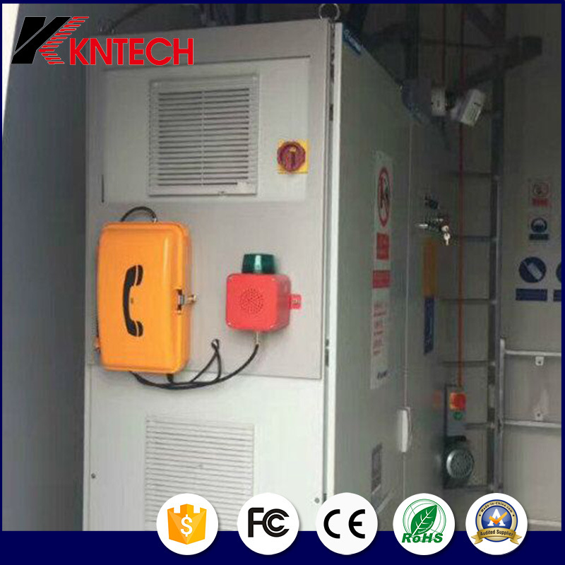 Red Alert D13 Kntech IP PBX Sounder Alarm Manufacturer