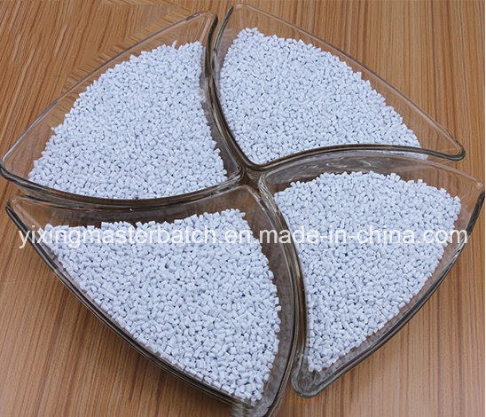 White Filler Masterbatch Used for Plastic Board