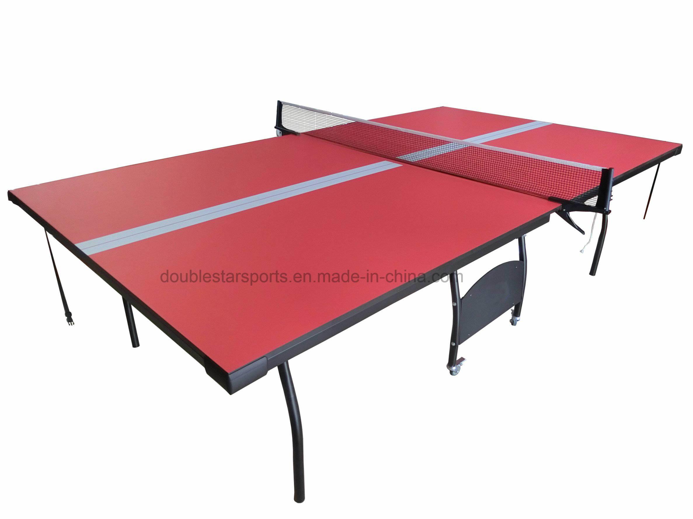 Cheap Double Folding Table Tennis Table