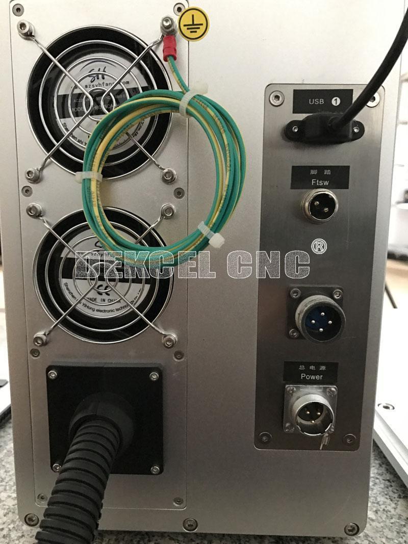 Metal Laser Engraver Machine 20W Fiber Laser Marking System