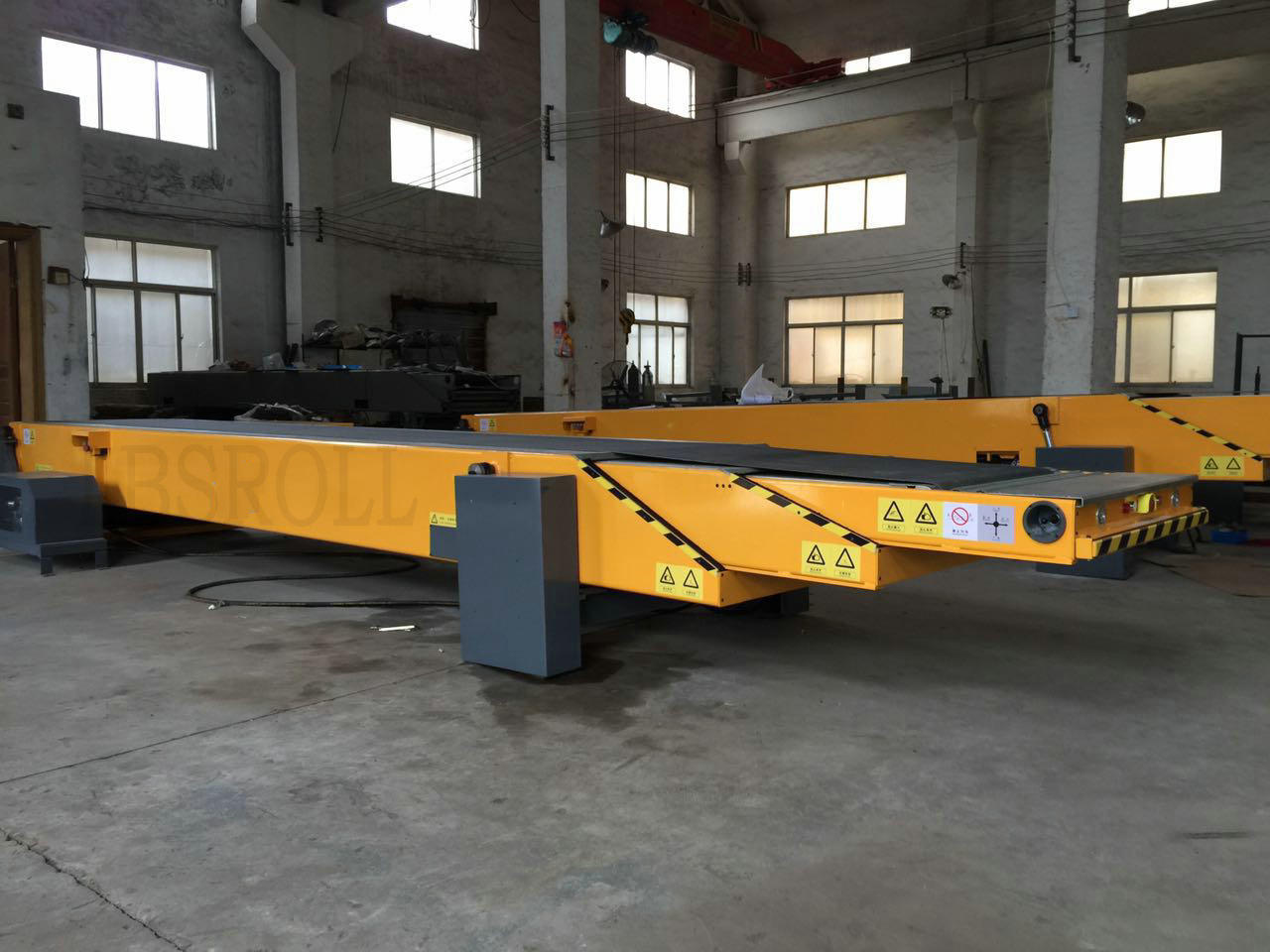 Telescopic Boom Belt Conveyor/Four Section Conveyor
