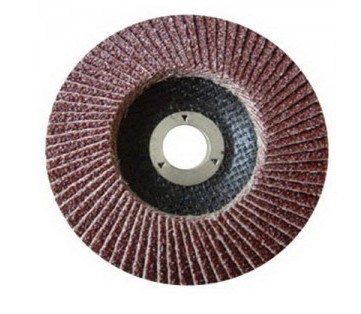 Abrasive Flap Disc Grinding Wheel 100mm X 16mm