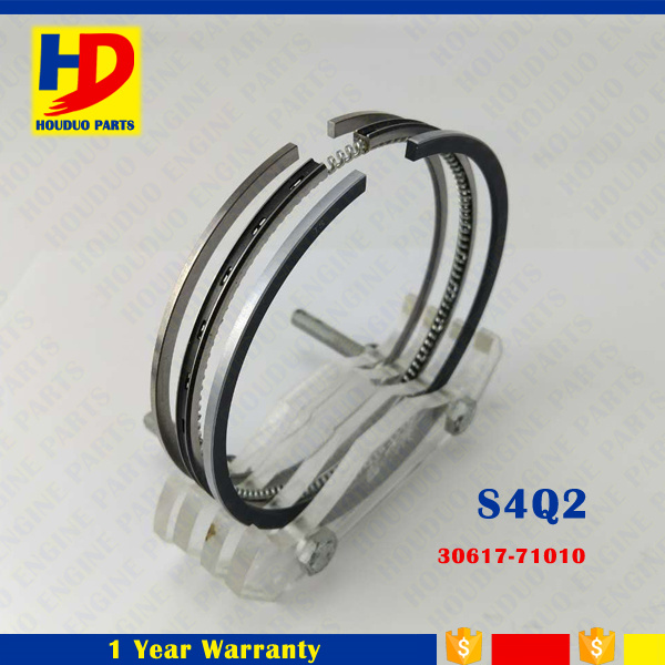 S4q2 Engine Piston Ring for Mitsubishi Diesel Engine Parts (30617-71010 30617-70011)