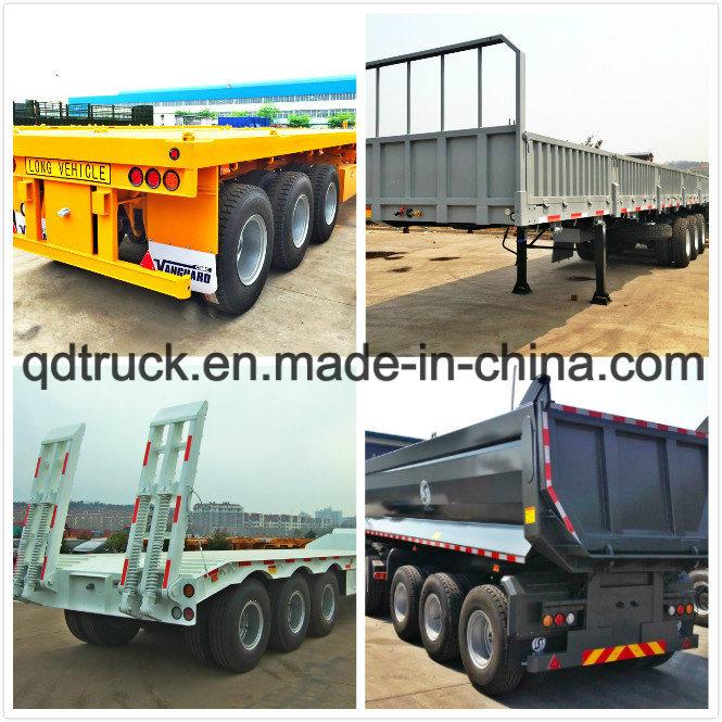 Truck trailer, 50-80 tons utility trailer, cargo trailer, Semi trailer