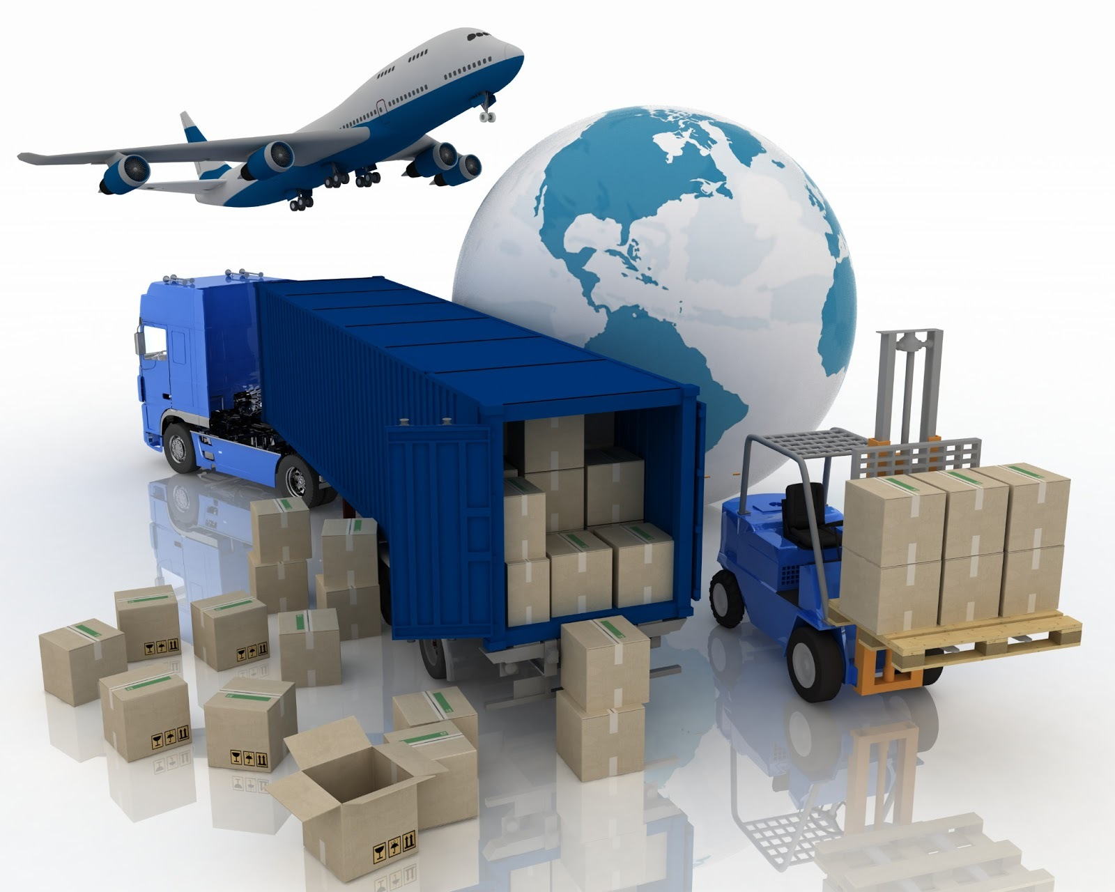 Air Freight From Shanghai to Lax America