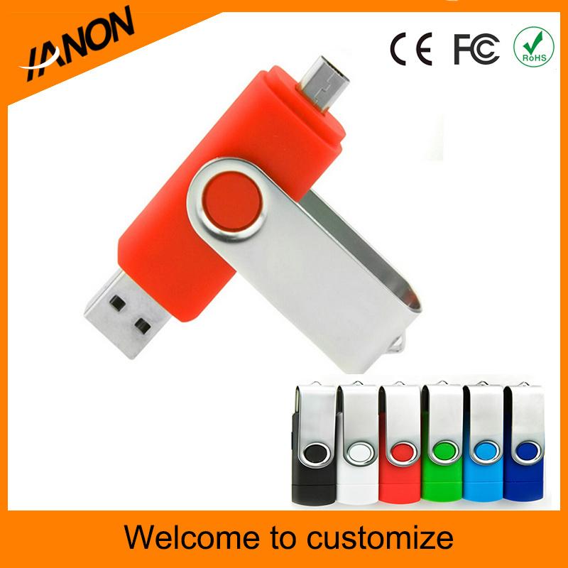 Classic OTG Twister USB Flash Drive OTG USB Stick with Your Logo
