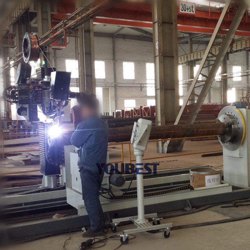Automatic Steel Pipe Welding Machine for Pipeline