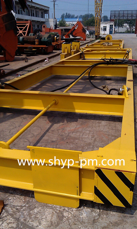 20/40ft Semi-Automatic Container Spreader