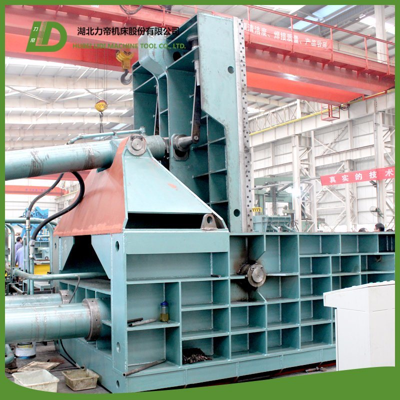 Y81F-315 Hydraulic Baler Machine for Metal Recycling