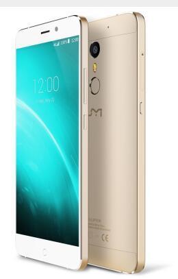 Umi Super Smart Phone 4G Lte 5.5 Inch Octa Core Gold