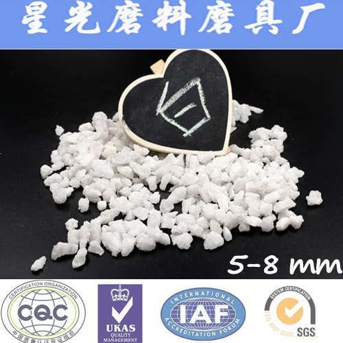 Whie Aluminum Oxide #400 Polishing Powder