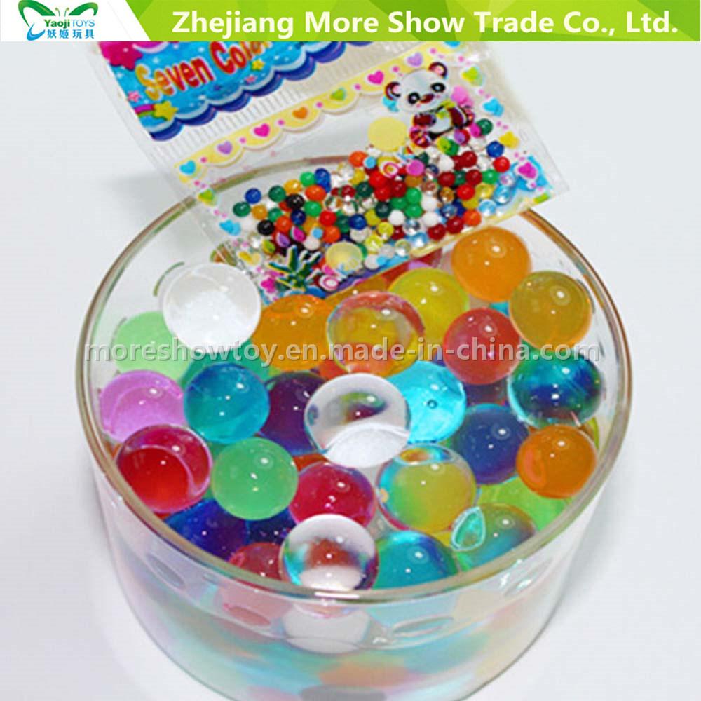 5g Pack Water Gel Orbeez Ball for Plants Decoration Vase Filler